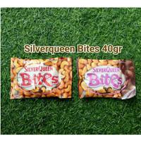 Silverqueen Bites 40gr - Almond