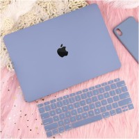 Casing Macbook Air Hard Case 13 Stylish FREE Cover Keyboard