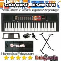Paket keyboard YAMAHA PSR F51 PSRF51 PSRF 51 PSR F 51 Bonus STAND X