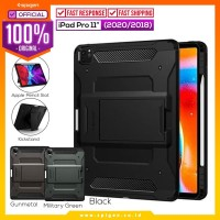 Case iPad Pro 11 2020 SPIGEN Tough Armor Pro with Stand & Pencil