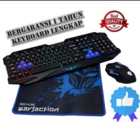 KEYBOARD + MOUSE GAMING REXUS VR2 WIRELLESS