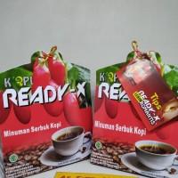 KOPI READY-X / ROMANTIS OBAT-KUAT HERBAL