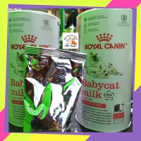 Royal Canin Susu Kucing Baby Cat Milk 1sachet - Royal Canin Baby Cat