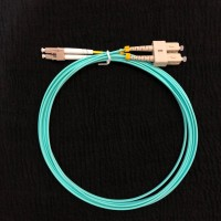 Kabel FO Patch Cord Fiber Optic SC-LC MM-OM3, 3m / Kabel FO