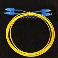 Kabel Patch Cord Fiber Optic SC-SC Singlemode 3M / Kabel FO
