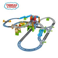 Thomas and Friends TrackMaster 6-in-1 Builder Set - Mainan Kereta Anak