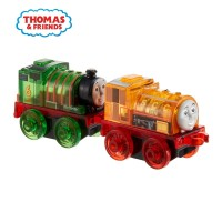 Thomas and Friends Light-Ups Mini (Percy and Ben) - Mainan Kereta Anak
