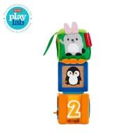 Fisher Price Stack and Discover Sensory Blocks - Mainan Edukasi Anak