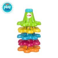 Fisher Price Spinning Stackers - Mainan Edukasi Anak Bayi Balita