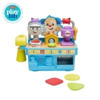 Fisher Price Busy Learning Tool Bench - Mainan Edukasi Anak Bayi