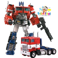 Mainan Robot Transformers Deformation Toy Aoyi Mech SS38 Optimus Prime
