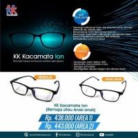 Kacamata Anti Radiasi Kacamata Ion KK Indonesia