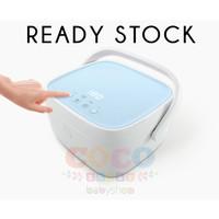 READY 59s UVC UV PORTABLE Sterilizer Box Traveling (ADA BATERAI)-BLUE