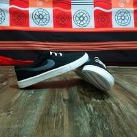 Sepatu Nike SB Portmore Solarsoft Black Grey Original