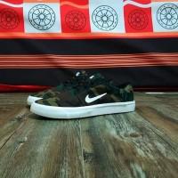 Sepatu Nike SB Portmore Solarsoft Camo Flag Original