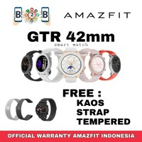 AMAZFIT GTR 42mm - SMARTWATCH XIAOMI - SMART WATCH HUAMI
