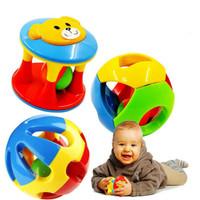 3 Set Bola Rattle Mainan Baby Krencengan
