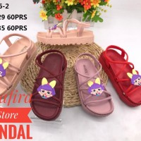 Sandal Jelly Wedges Anak Tali Gladiator size 25 - 35 Balance 1986