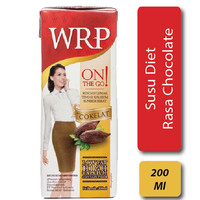 WRP On The Go Susu Diet Chocolate 200ml