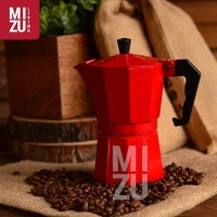 MOKA ROUGE Pot Italian Espresso 6 Cups 300ml Teko Kopi Coffee Maker