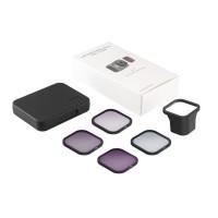 Telesin Original Filter Kit CPL + ND8 ND16 ND32 - FOR GOPRO HERO 8