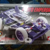 Tamiya Proto Emperor ZX Super 2 Chassis