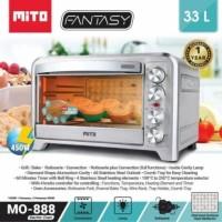 Mito MO-888 Oven Listrik NEW ( KHUSUS BANDUNG) PENGIRIMAN VIA GOJEK