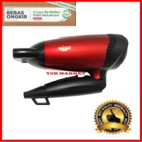 HAIR DRYER HAIRDRYER WIGO LIPAT W-850 SUPER AWET ANGIN KENCANG