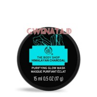 The Body Shop Himalayan Charcoal Purifying Glow Mask 15ml