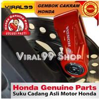 Gembok Cakram Kunci Disc Motor Original Honda Vario Beat PCX ADV DLL