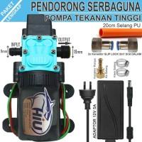 Pompa HIU DRAT Paket Lengkap Pendorong Otomatis - SLIPLOCK Drat Dalam