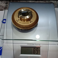 Burner Kuningan Kompor Rinnai Ri 522 C/E/ CE RI 511 C/ E Super