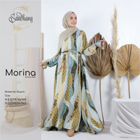 Homey Dress Rayon Morina 04A