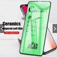 TEMPERED GLASS NANO CERAMIC FILM ANTIGORES FULL COVER ALL TYPE