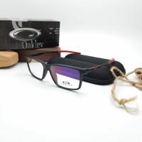 Kacamata minus pria sporty+Lensa Gia Transition minus/Clylinder