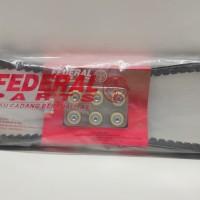 Vanbel / V-Belt CVT + Roller Yamaha Mio J / X-Ride / Soul GT Federal