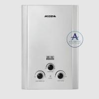 Water Heater instan GAS ALAM / GAS NEGARA MODENA GI 6N V