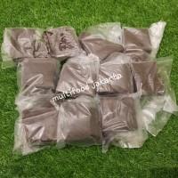 COKLAT BATANGAN/COKLAT PREMIUM DARK CHOCOLATE COMPOUND BATANGAN - 250gr