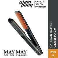GLAMPALM Hair Straightner GP 313 BL - Catokan Rambut