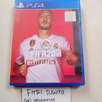 BD/kaset fifa20 playstation 4