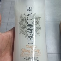 organic care body wash