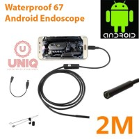 Android Camera Endoscope 720P IP67 Waterproof Mini Kabel OTG