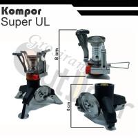 kompor mini super UL S004 / camping stove S004