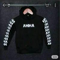 Jaket Hoodie Sweater Anak Pria Hoodie Pullover Jaket Katun Fleece