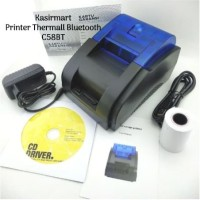 PRINTER THERMAL C58BT BLUETOOTH & USB SUPPORT MOKA POS accessorie