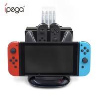 Dock Charger USB Multifungsi untuk Nintendo Switch