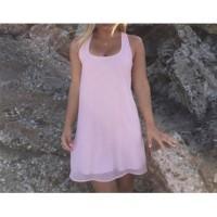 dress sundress plus size women clothing beach dress chiffon