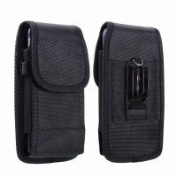 Phone Bag Pouch For Cat S41 S61 Case Belt Clip Holster Oxfor Cloth