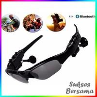 Headset Kacamata MP3 Bluetooth Wireless JBL JABRA HARMAN SAMSUNG
