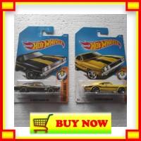 LR158 Hot Wheels Mooneyes 69 Dodge Charger 500 Pilih Warna Original Ma